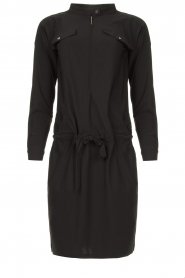 D-ETOILES CASIOPE |  Travelwear dress Vulcano | black  | Picture 1