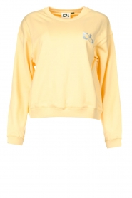 Dolly Sports |  Basic sweater Team Dolly | yellow  | Picture 1