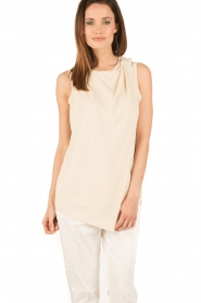 By Malene Birger | Top Awyni | naturel   | Afbeelding 4