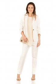 By Malene Birger | Top Awyni | naturel   | Afbeelding 3