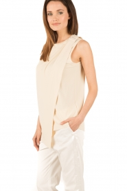 By Malene Birger | Top Awyni | naturel   | Afbeelding 2