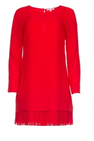 Patrizia Pepe |  Dress Bella | red  | Picture 1