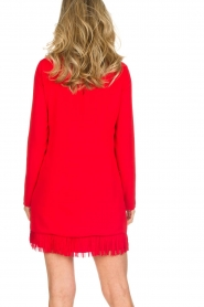 Patrizia Pepe |  Dress Bella | red  | Picture 5