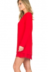 Patrizia Pepe |  Dress Bella | red  | Picture 4