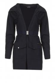 D-ETOILES CASIOPE |  Travelwear blazer Versatile | blue  | Picture 1