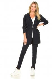 D-ETOILES CASIOPE |  Travelwear blazer Versatile | blue  | Picture 3