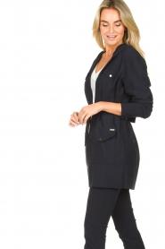 D-ETOILES CASIOPE |  Travelwear blazer Versatile | blue  | Picture 6