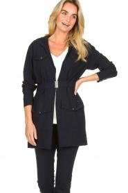 D-ETOILES CASIOPE |  Travelwear blazer Versatile | blue  | Picture 4