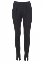 D-ETOILES CASIOPE |  Travelwear trousers Vienna | blue  | Picture 1