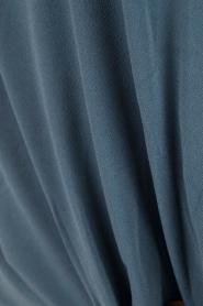 By Malene Birger | Geknoopte top Ziwian | blauw  | Afbeelding 5