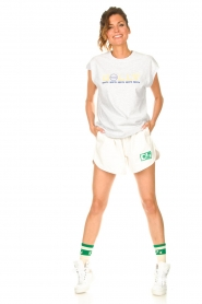 Dolly Sports |  Sport shorts Mia | white  | Picture 3