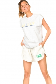 Dolly Sports |  Sport shorts Mia | white  | Picture 5