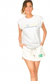 Dolly Sports |  Sport shorts Mia | white  | Picture 2