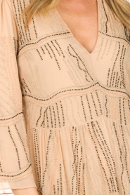 Patrizia Pepe | Dress Babette | beige  | Picture 6