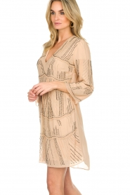 Patrizia Pepe | Dress Babette | beige  | Picture 5
