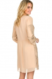 Patrizia Pepe | Dress Babette | beige  | Picture 7