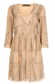 Patrizia Pepe | Dress Babette | beige  | Picture 1