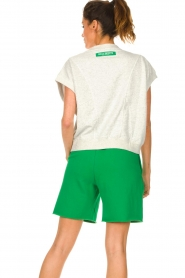 Dolly Sports |  Sweatshorts Team Dolly | green  | Picture 5