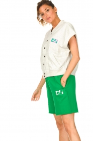 Dolly Sports |  Sweatshorts Team Dolly | green  | Picture 4