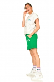 Dolly Sports |  Sweatshorts Team Dolly | green  | Picture 3