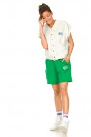 Dolly Sports |  Sleeveless jacket Venus | grey  | Picture 3