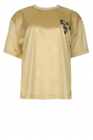 Dolly Sports    Mesh T-shirt Team Dolly   beige     Picture 1