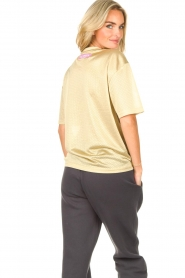 Dolly Sports    Mesh T-shirt Team Dolly   beige     Picture 7