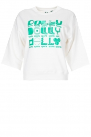 Dolly Sports |  Basic sweater Team Dolly | white  | Picture 1
