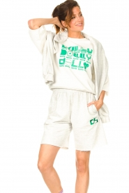 Dolly Sports |  Basic sweater Team Dolly | white  | Picture 2