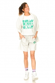 Dolly Sports |  Basic sweater Team Dolly | white  | Picture 3