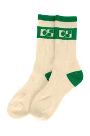 Dolly Sports |  Sport socks Jackie | green  | Picture 1