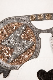 Furla | Leren coin case Allegra | wit  | Afbeelding 5