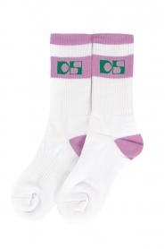 Dolly Sports | Sportsokken Jackie | roze  | Afbeelding 1