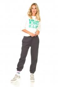 Dolly Sports | Sportsokken Jackie | roze  | Afbeelding 2