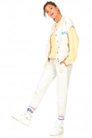 Dolly Sports | Sportsokken Jackie | roze  | Afbeelding 3
