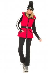 Goldbergh |  Slim fit ski pants Pippa | black  | Picture 2