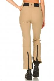 Goldbergh |  Slim fit ski pants Pippa | beige  | Picture 7