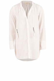 By Malene Birger | Blouse Tagoda | wit  | Afbeelding 1