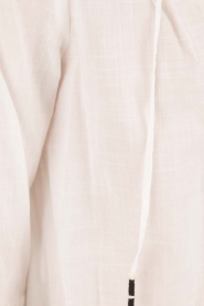 By Malene Birger | Blouse Tagoda | wit  | Afbeelding 6
