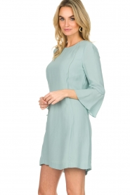 Patrizia Pepe |  Dress Ariana | light blue  | Picture 5