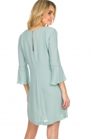 Patrizia Pepe |  Dress Ariana | light blue  | Picture 6