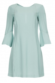 Patrizia Pepe |  Dress Ariana | light blue  | Picture 1