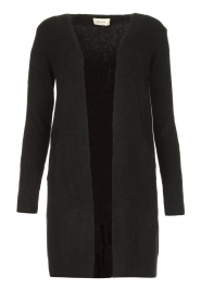 Be Pure |  Soft cardigan Jennifer | black  | Picture 1
