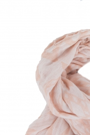 Scarf Huda | soft pink