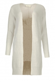 Be Pure |  Soft cardigan Jennifer | grey  | Picture 1