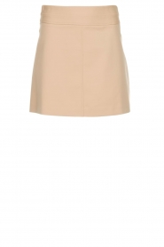 Patrizia Pepe |  Skirt Rachelle | beige  | Picture 1
