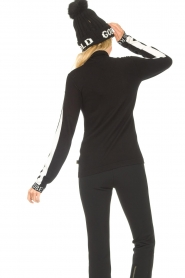 Goldbergh    Knitted sweater with turtleneck Club   black    Picture 6