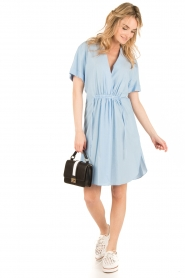 By Malene Birger |  Dress Margory | blue  | Picture 3