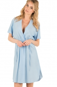 By Malene Birger |  Dress Margory | blue  | Picture 2