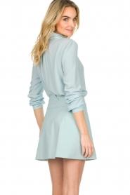 Patrizia Pepe |  Skirt Rachelle | blue  | Picture 5